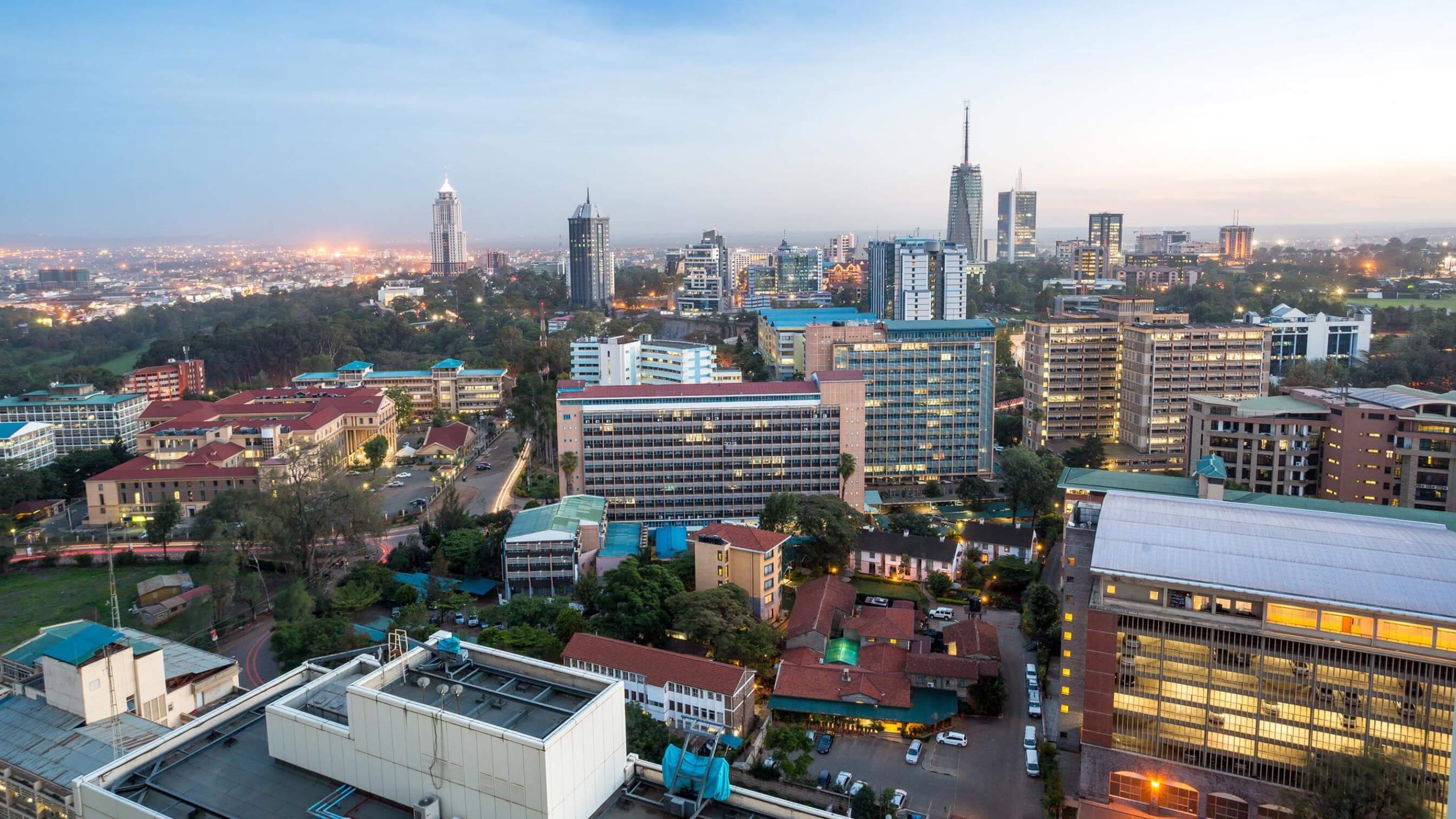 Kenya power plant boosts economy | Aggreko
