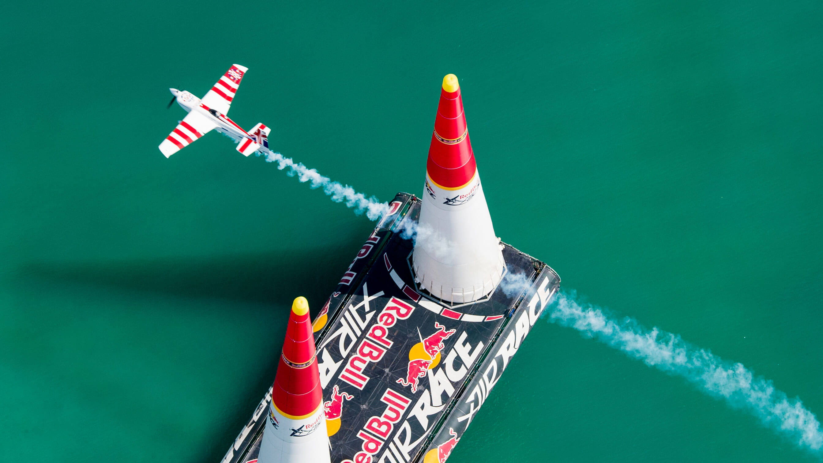 Powering the Red Bull Air Race World Championship in Japan