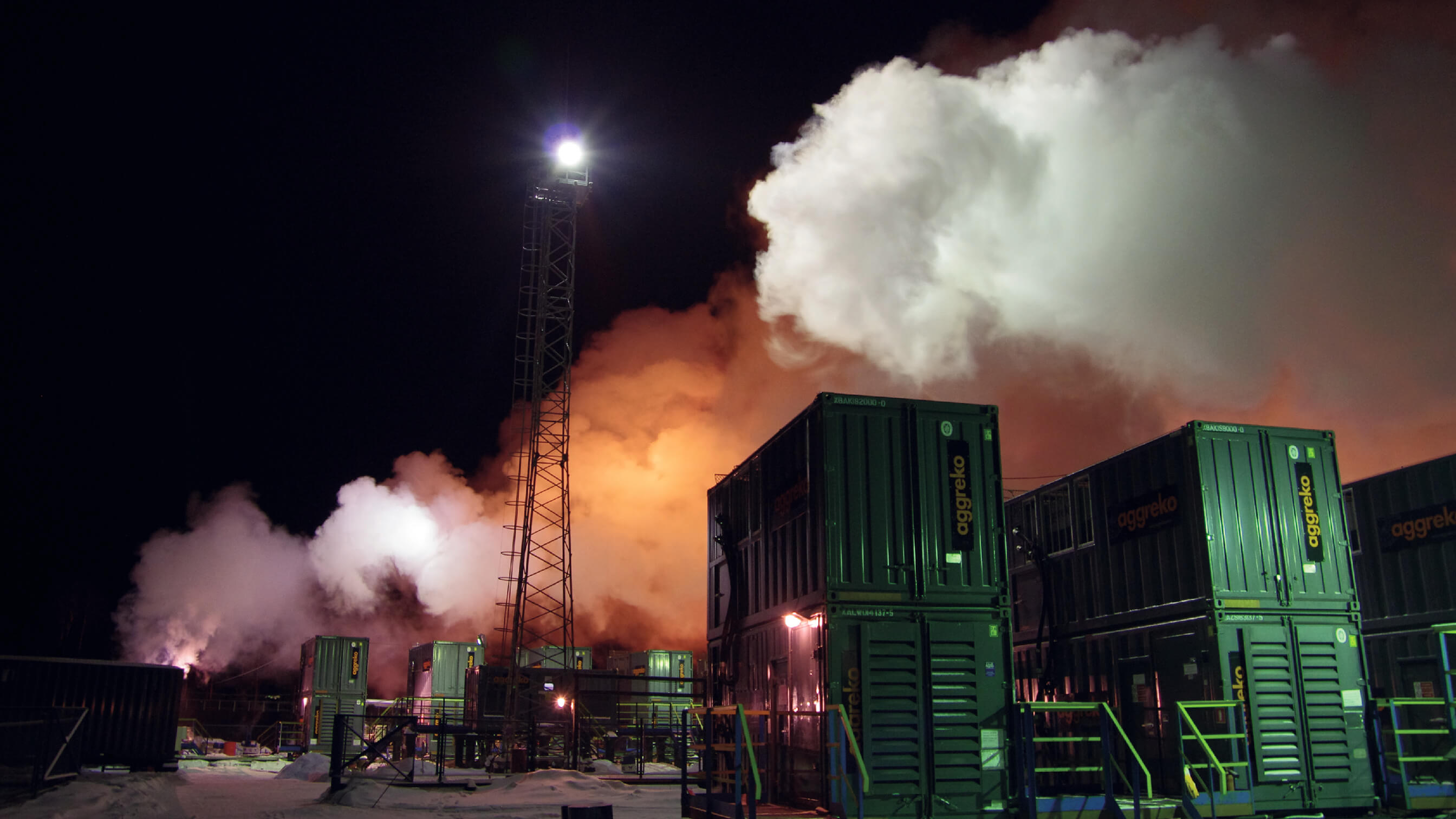 Reliable power supply to oil and gas