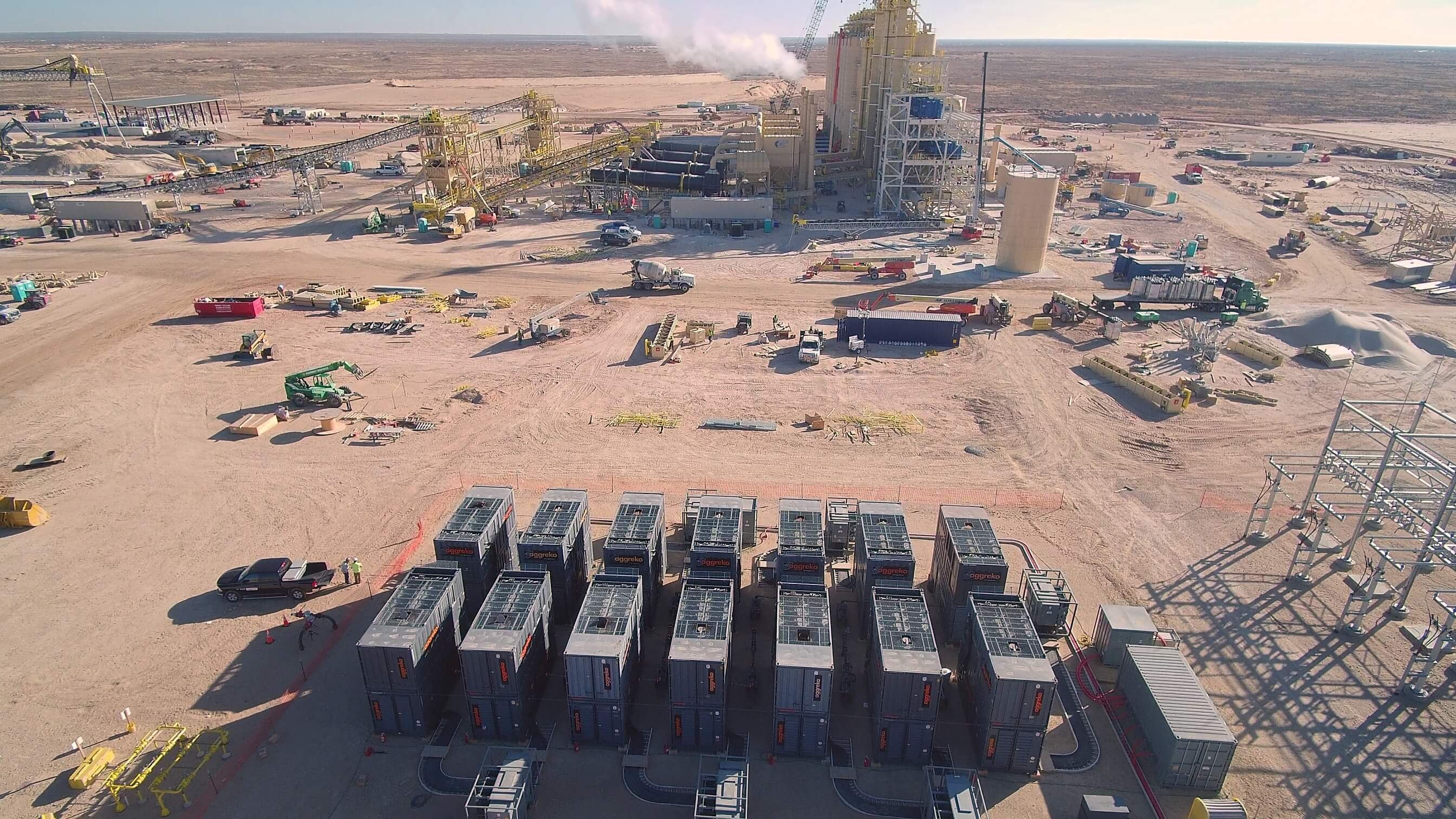 New Frac Sand Mines Speed To Market With Natural Gas