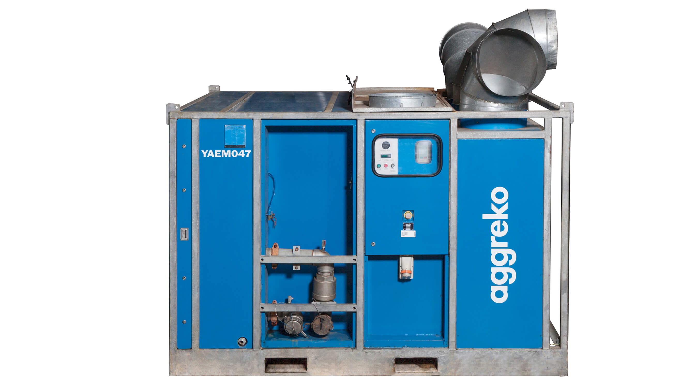 Air Handling Unit 300 KW