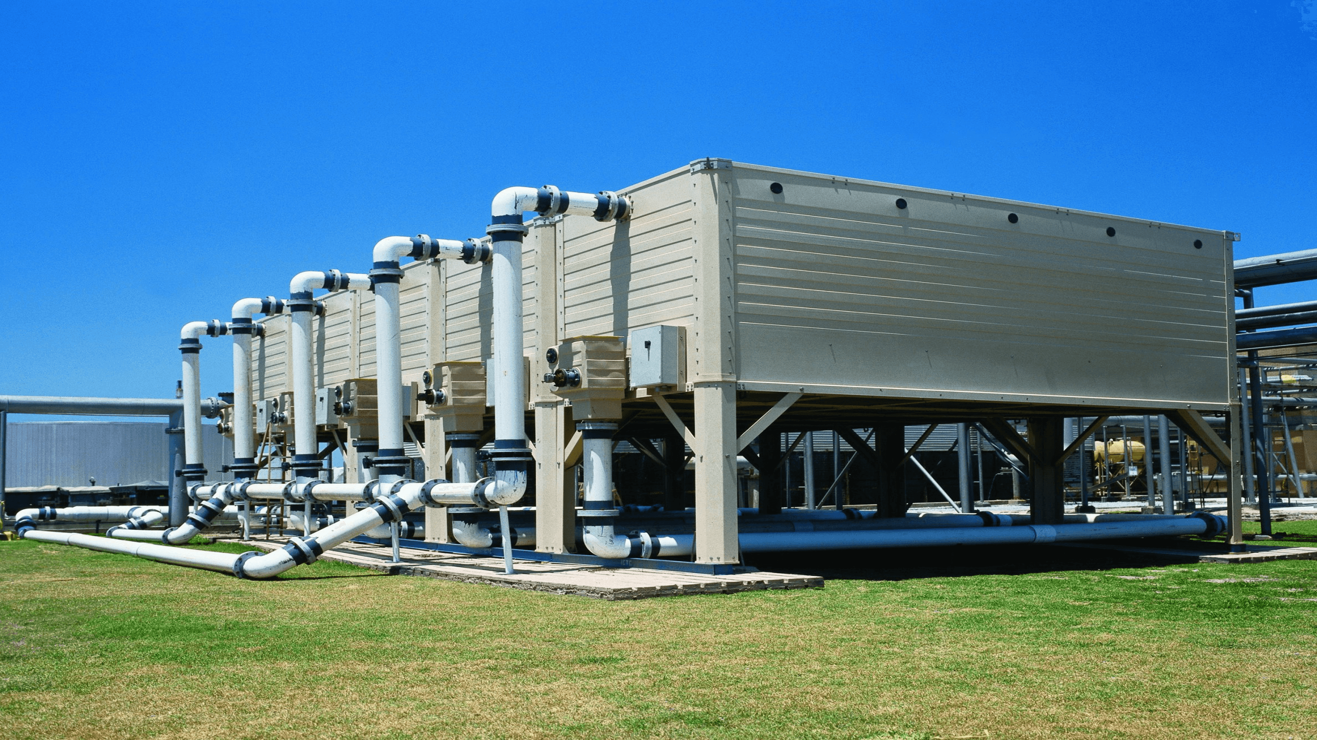 Cooling Tower Rentals Australia Aggreko Aggreko