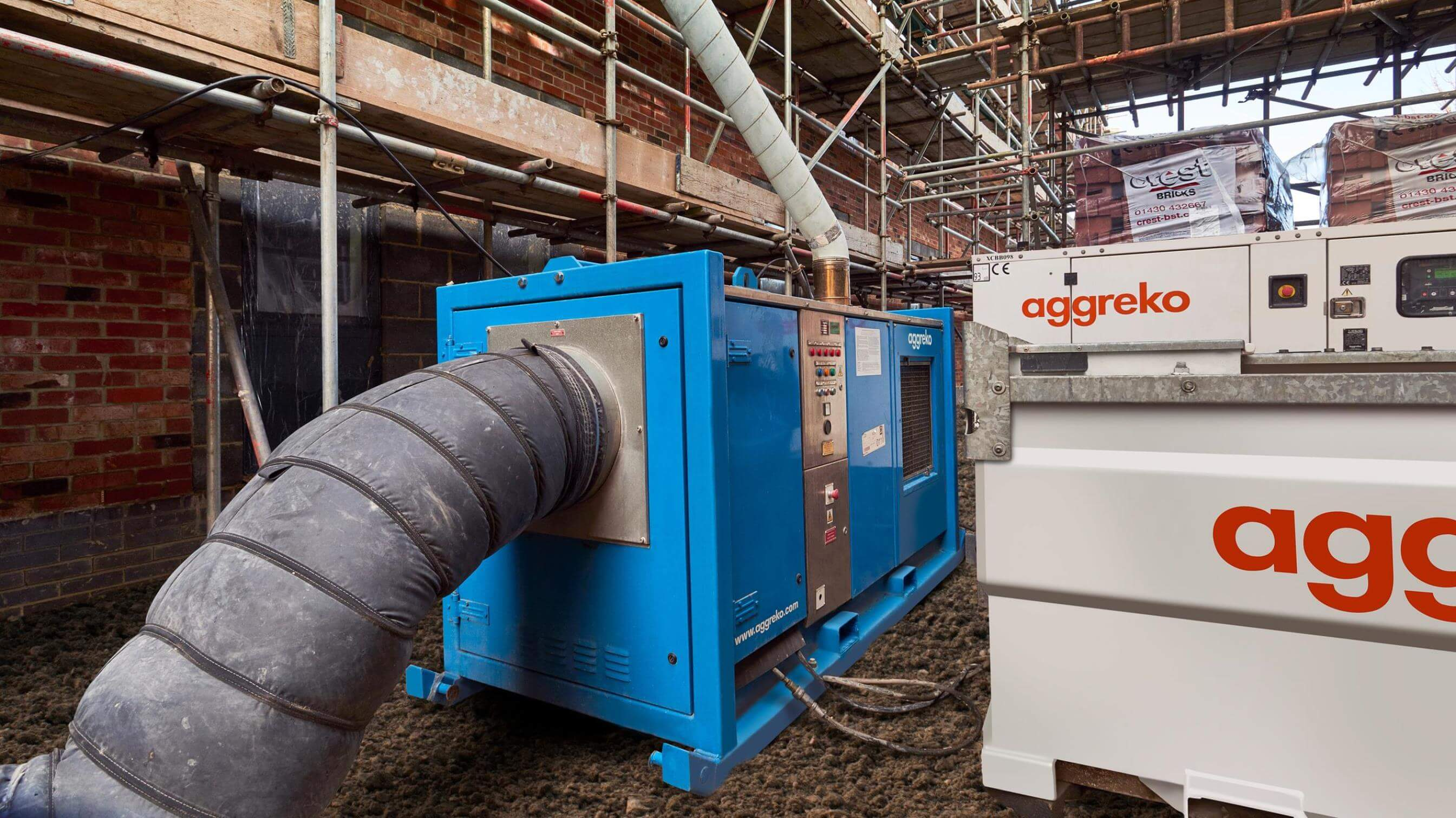 Industrial Heater Hire | Industrial