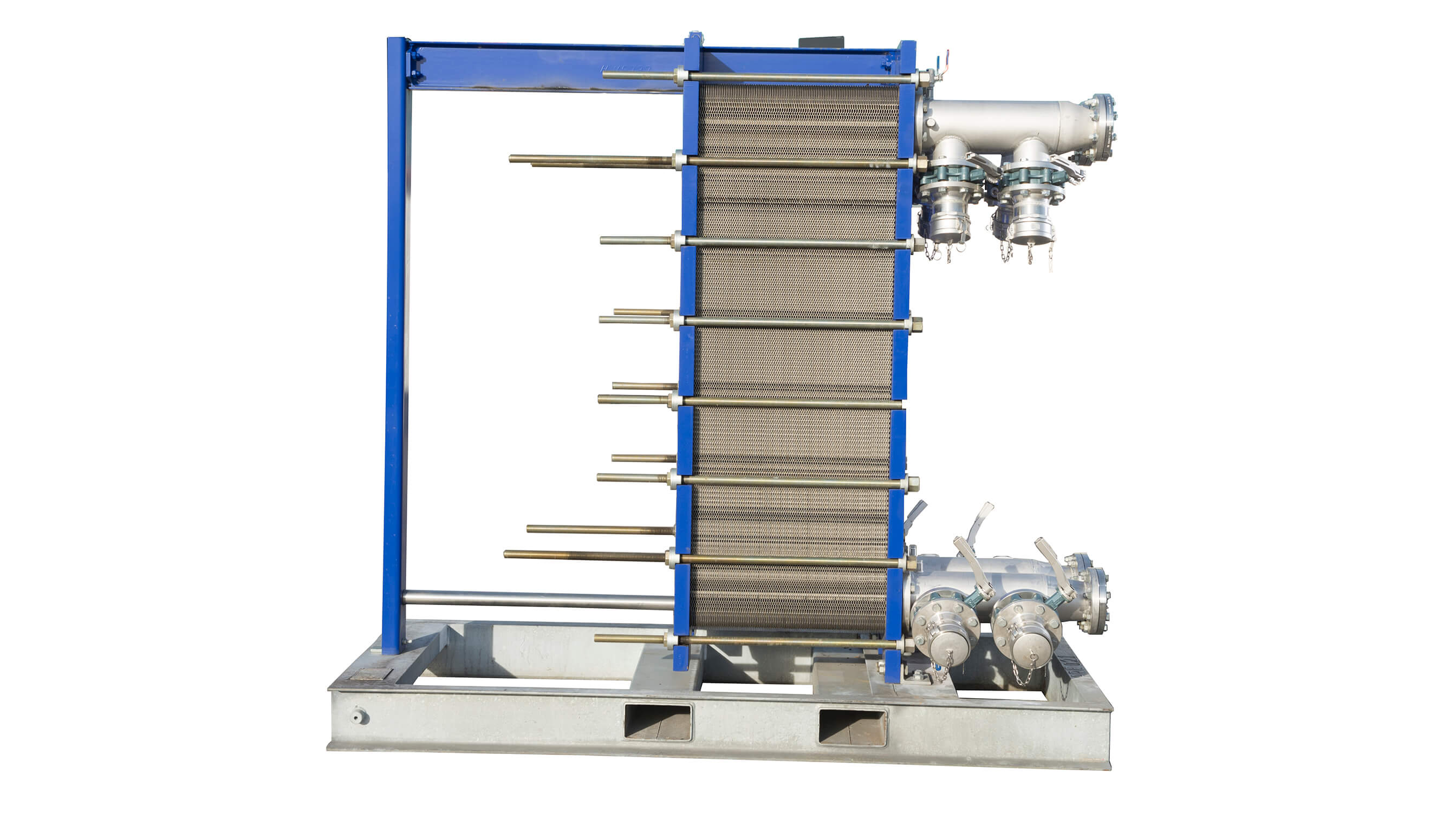 Heat Exchanger 1000 KW