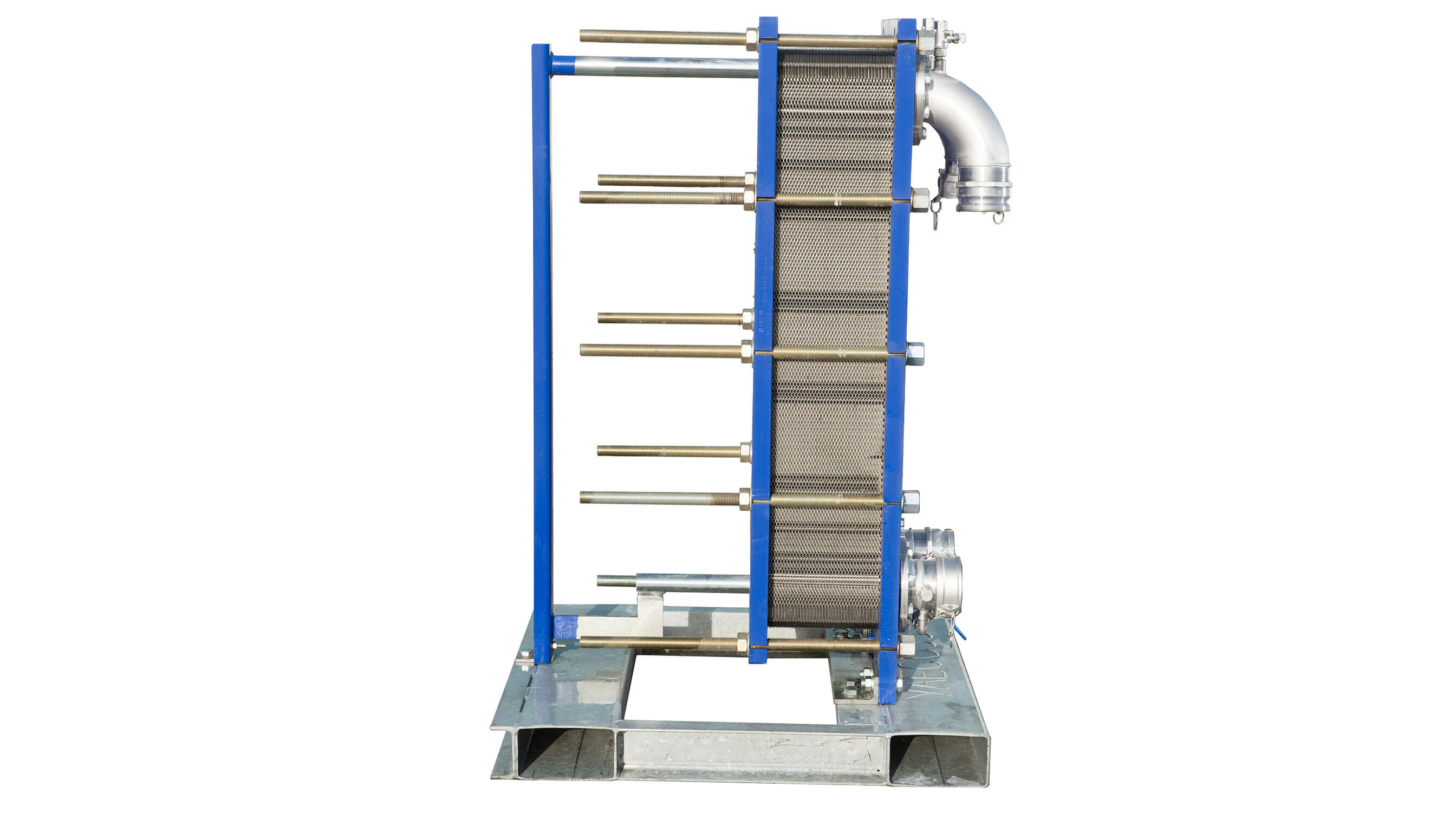 Heat Exchanger 500 KW