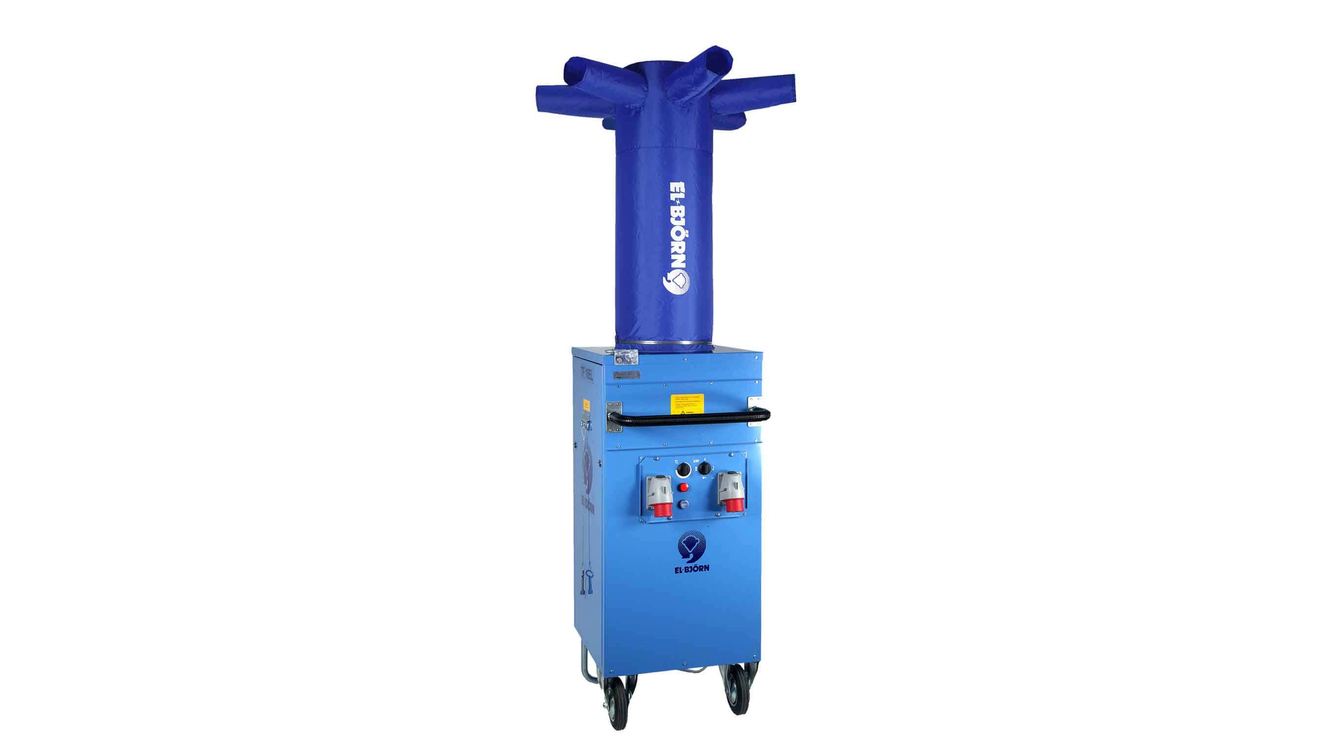 18 Kw El Industrial Electric Heater Hire I Heater Hire