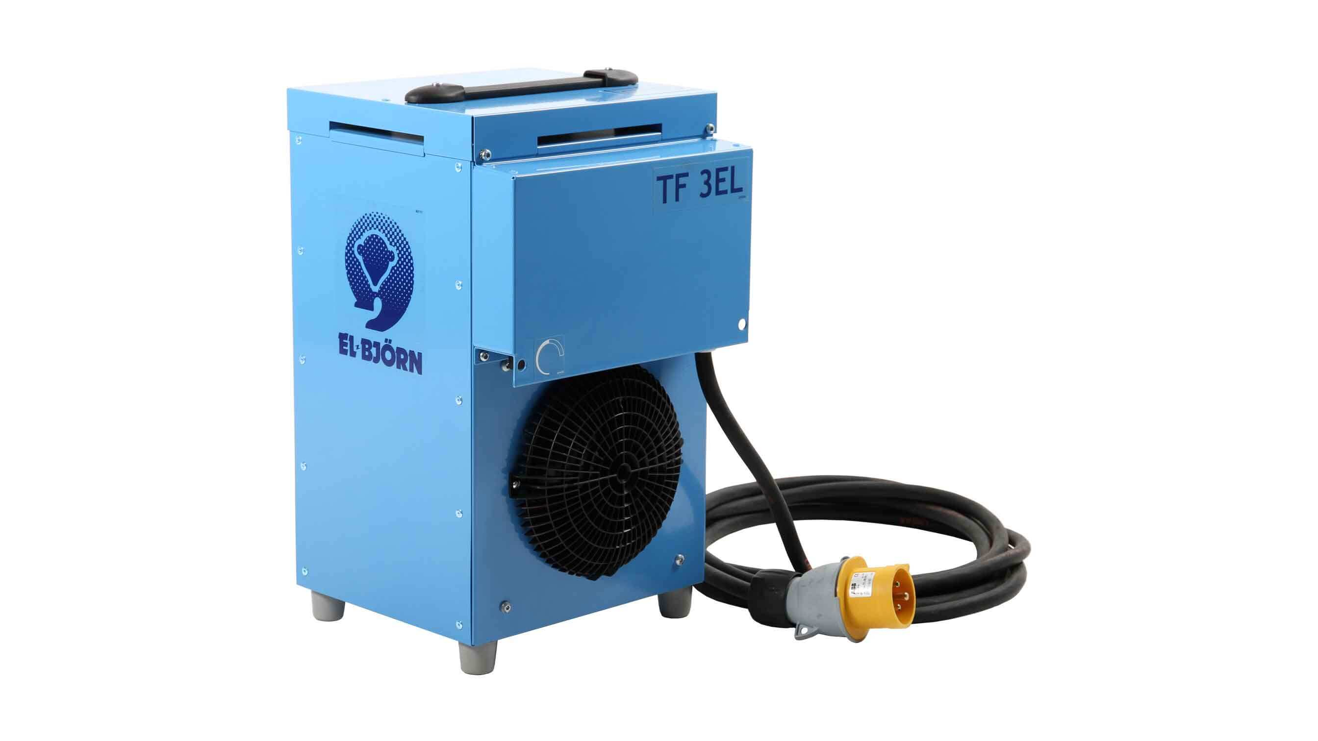 110v Industrial Electric Heater Hire