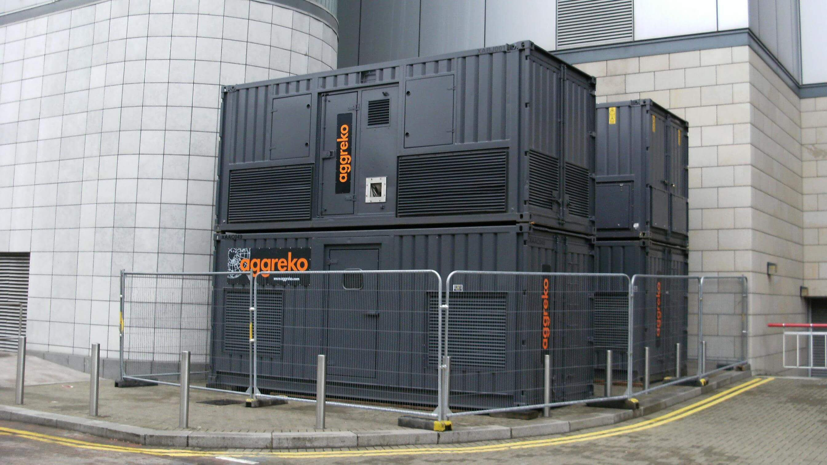 Load Banks Test Power Supply Aggreko