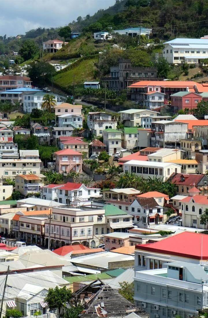Island of St Croix receiving power from Aggreko NGG generators