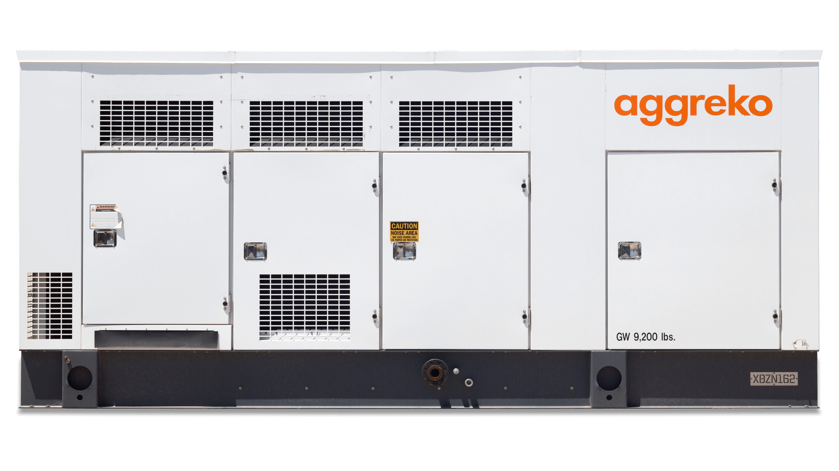 200 kw natural gas canopy generator 1