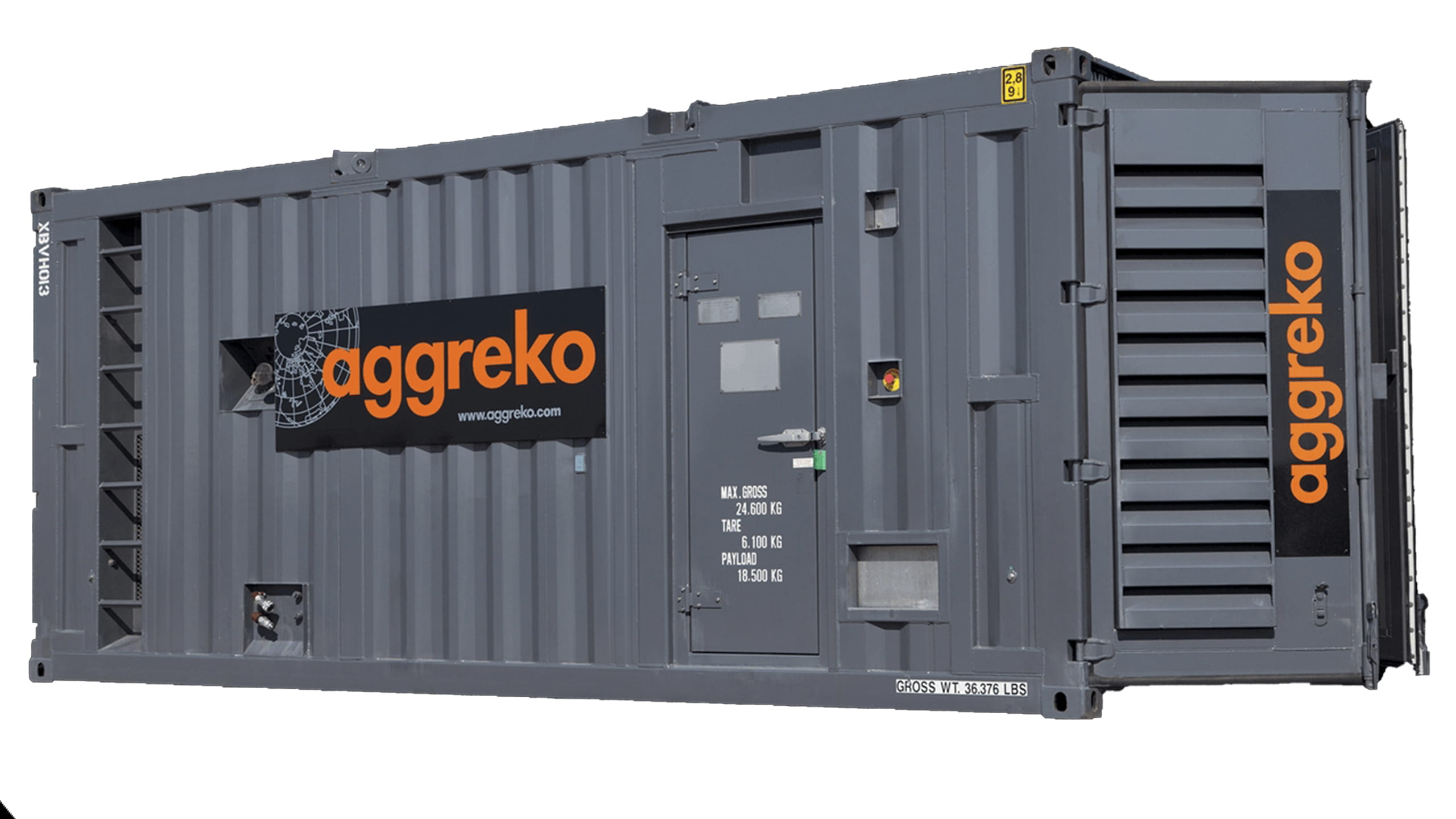 Generator Hire Power Equipment Aggreko