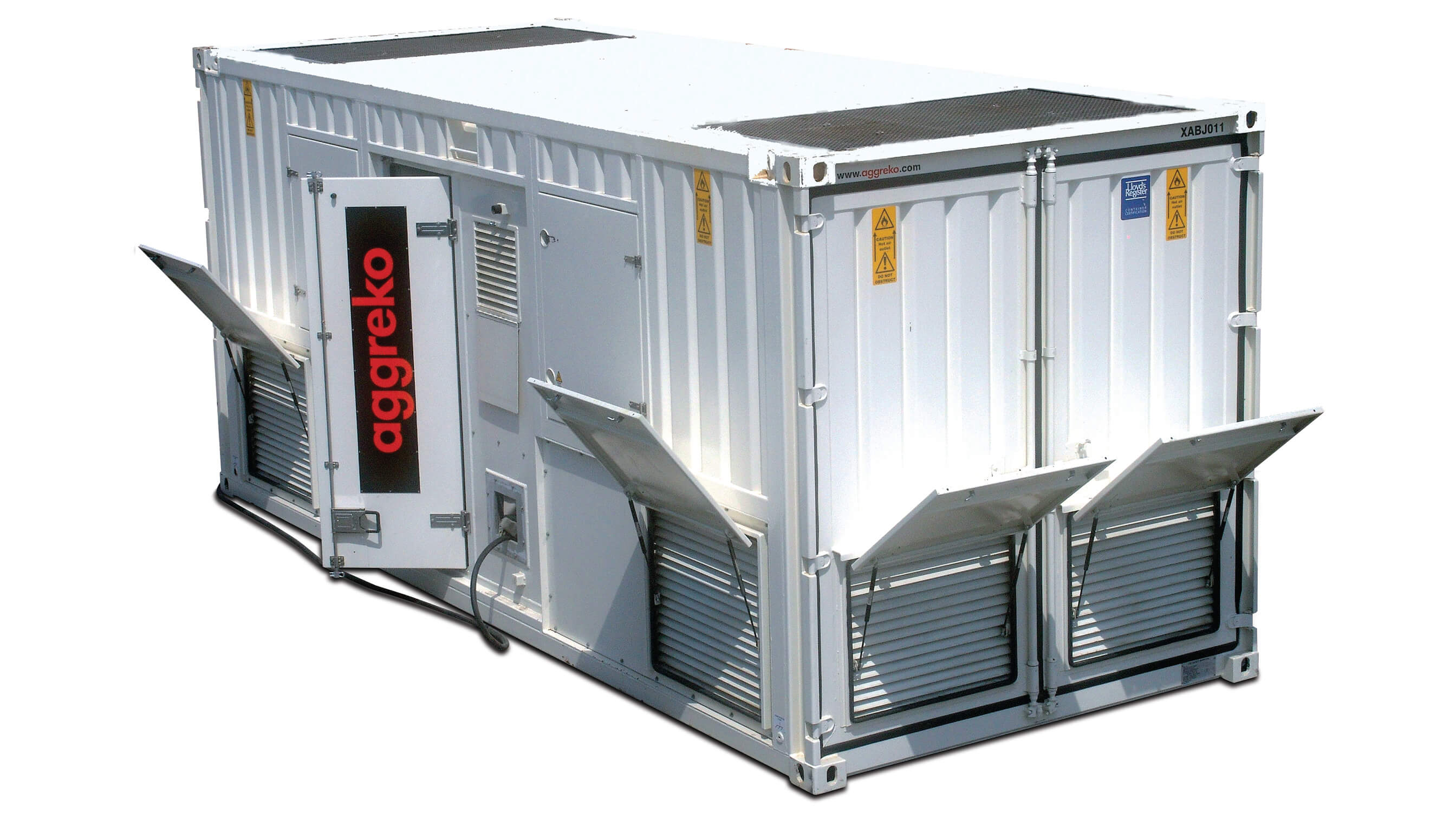 Resistive Load Bank 2500 kW