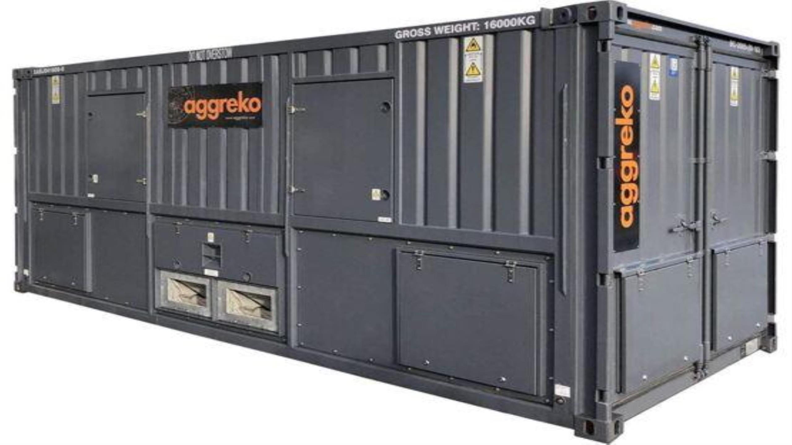 Resistive / Reactive Load Bank 5000 kW