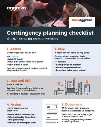 contingency-five-step-check-list-sm