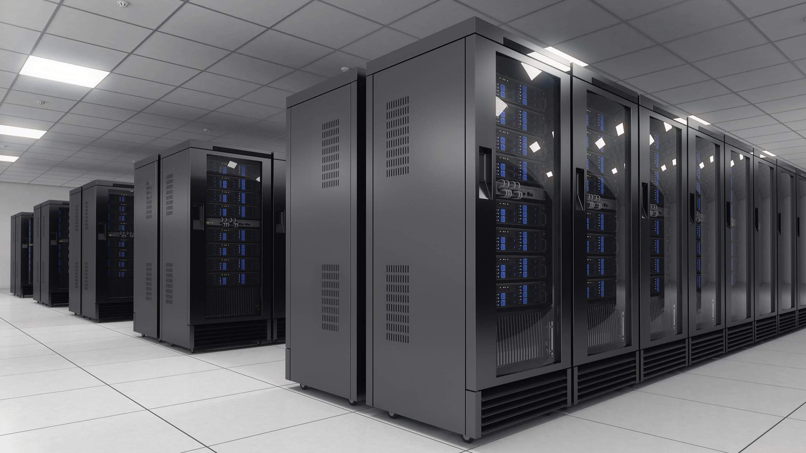 Testing conditions for a successful data centre