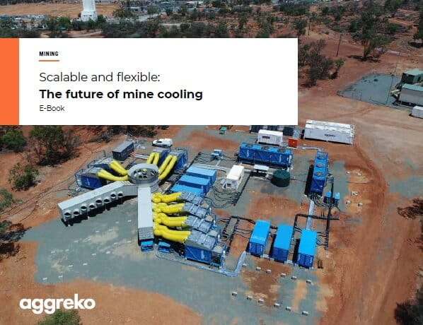 Underground Mine Cooling EBook