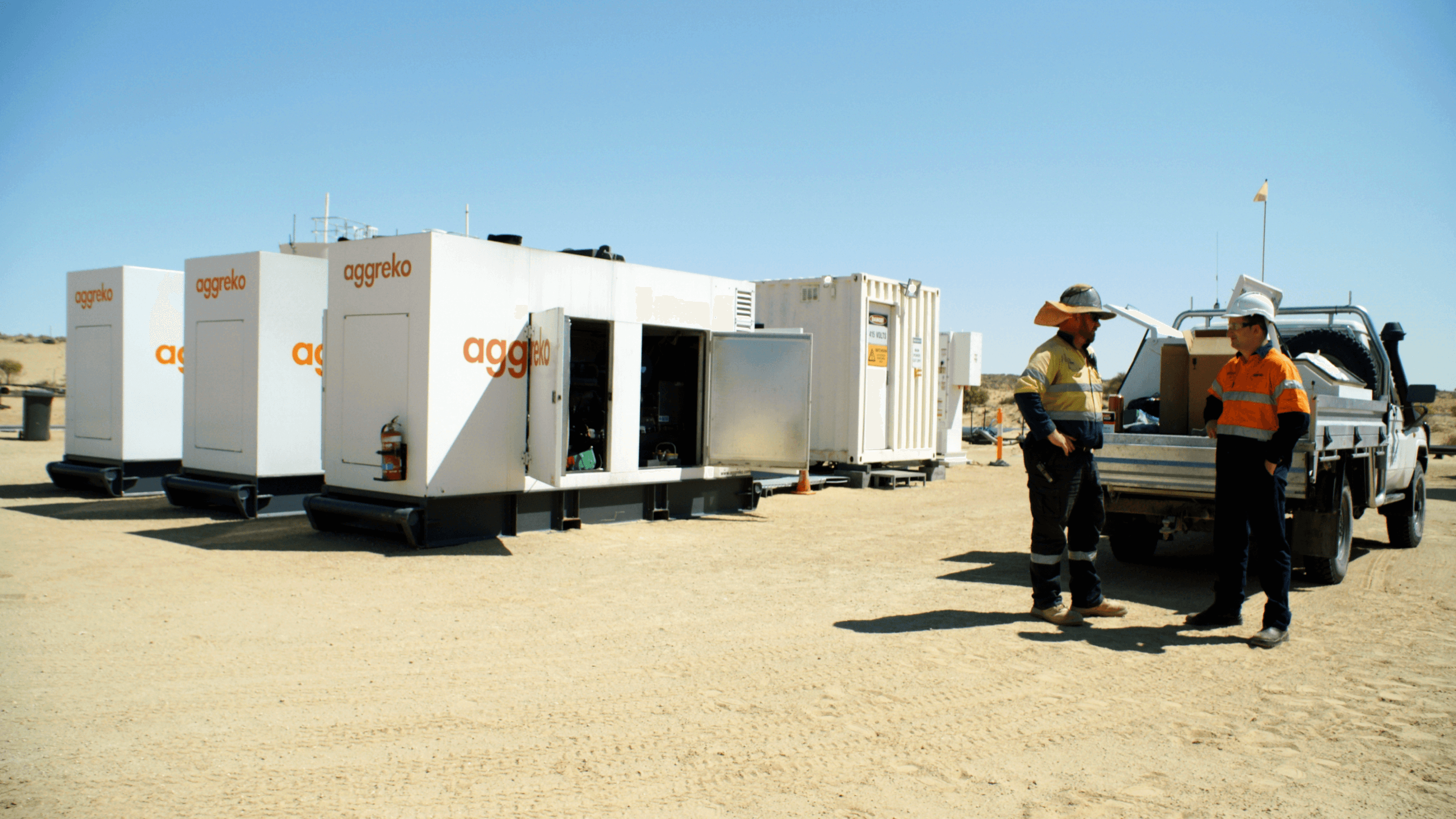 Energising the search for gas power