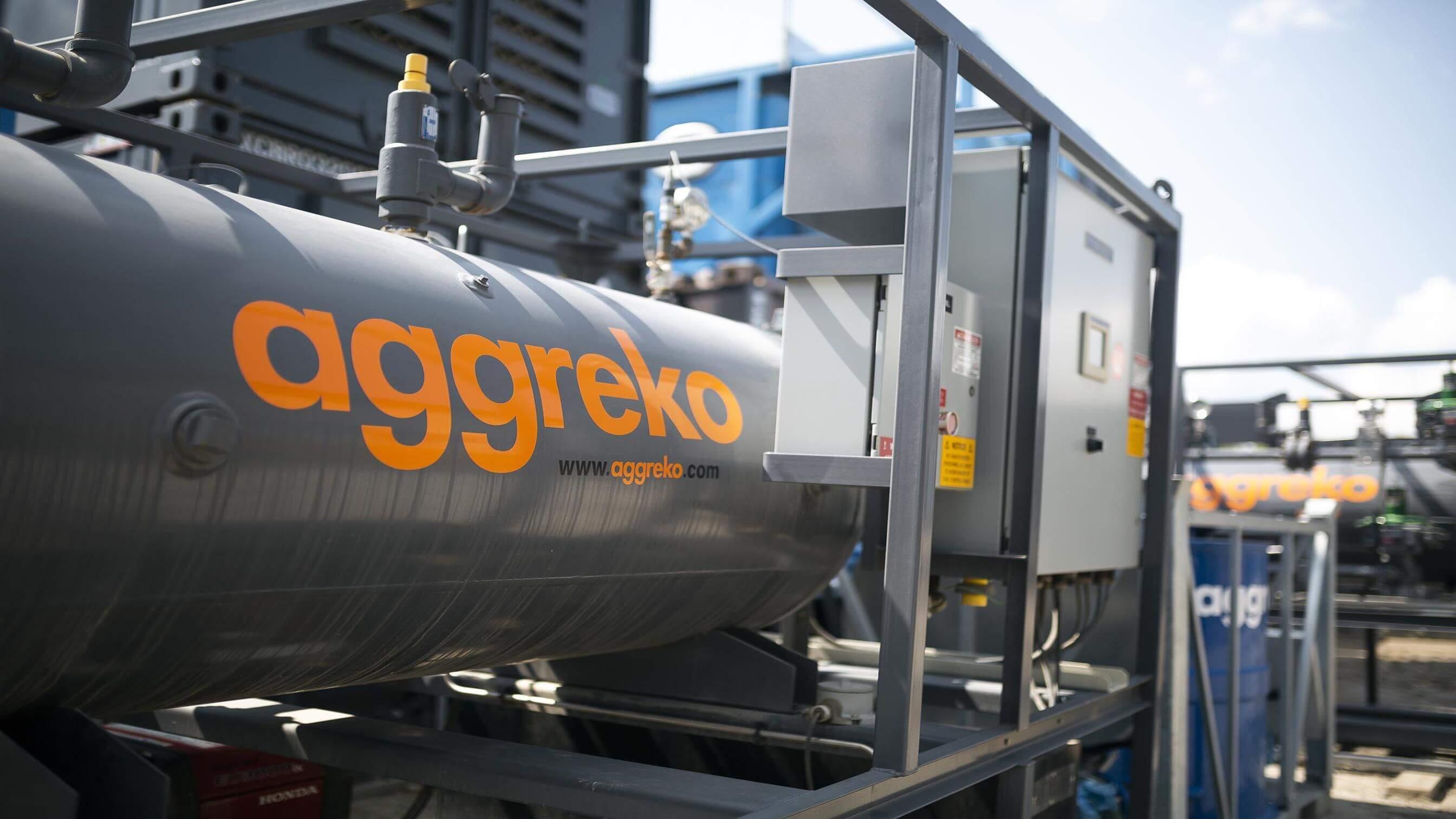 Remote Monitoring Aggreko