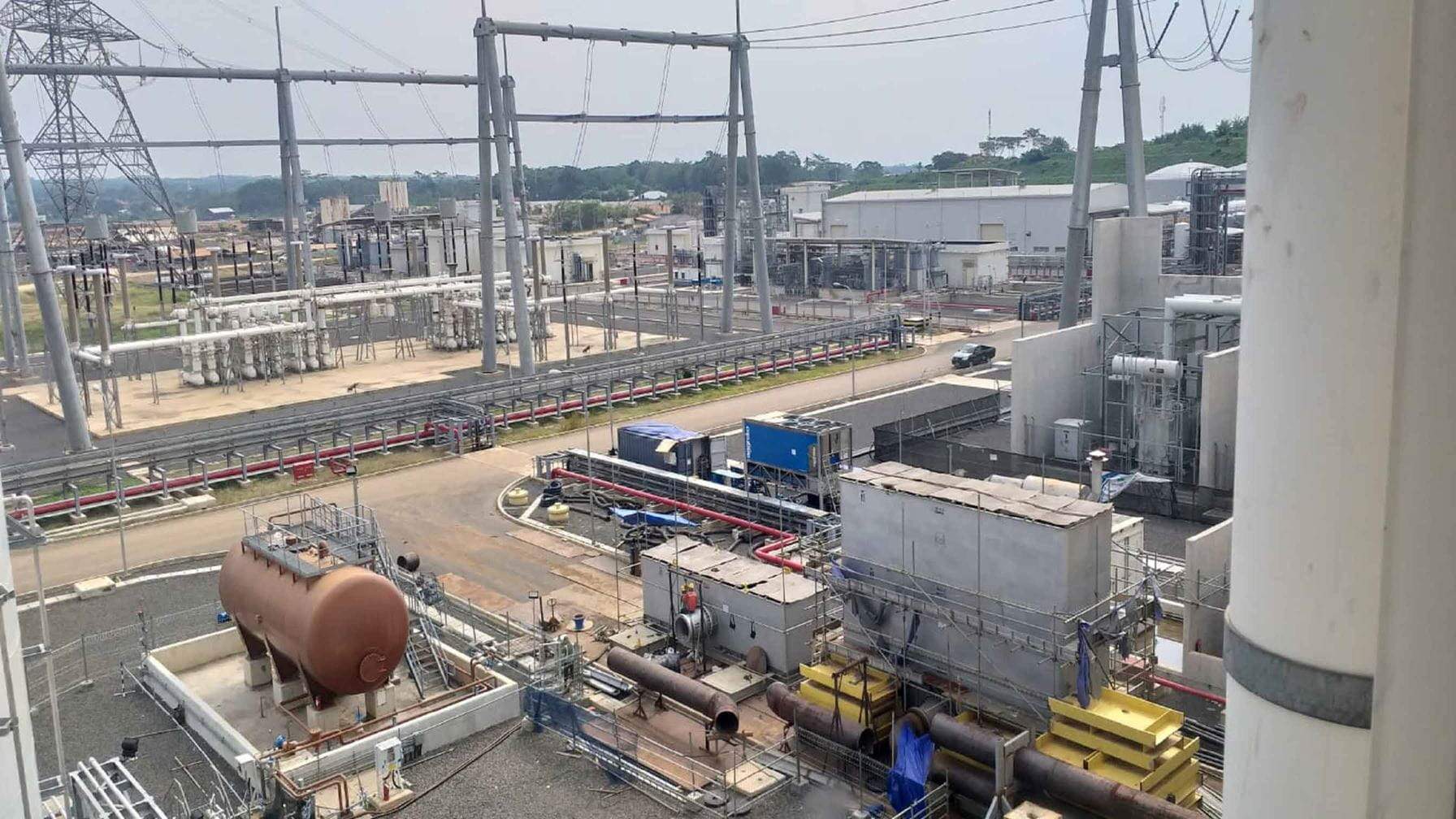 Complete, end-to-end cooling saves time and cost for power plant project