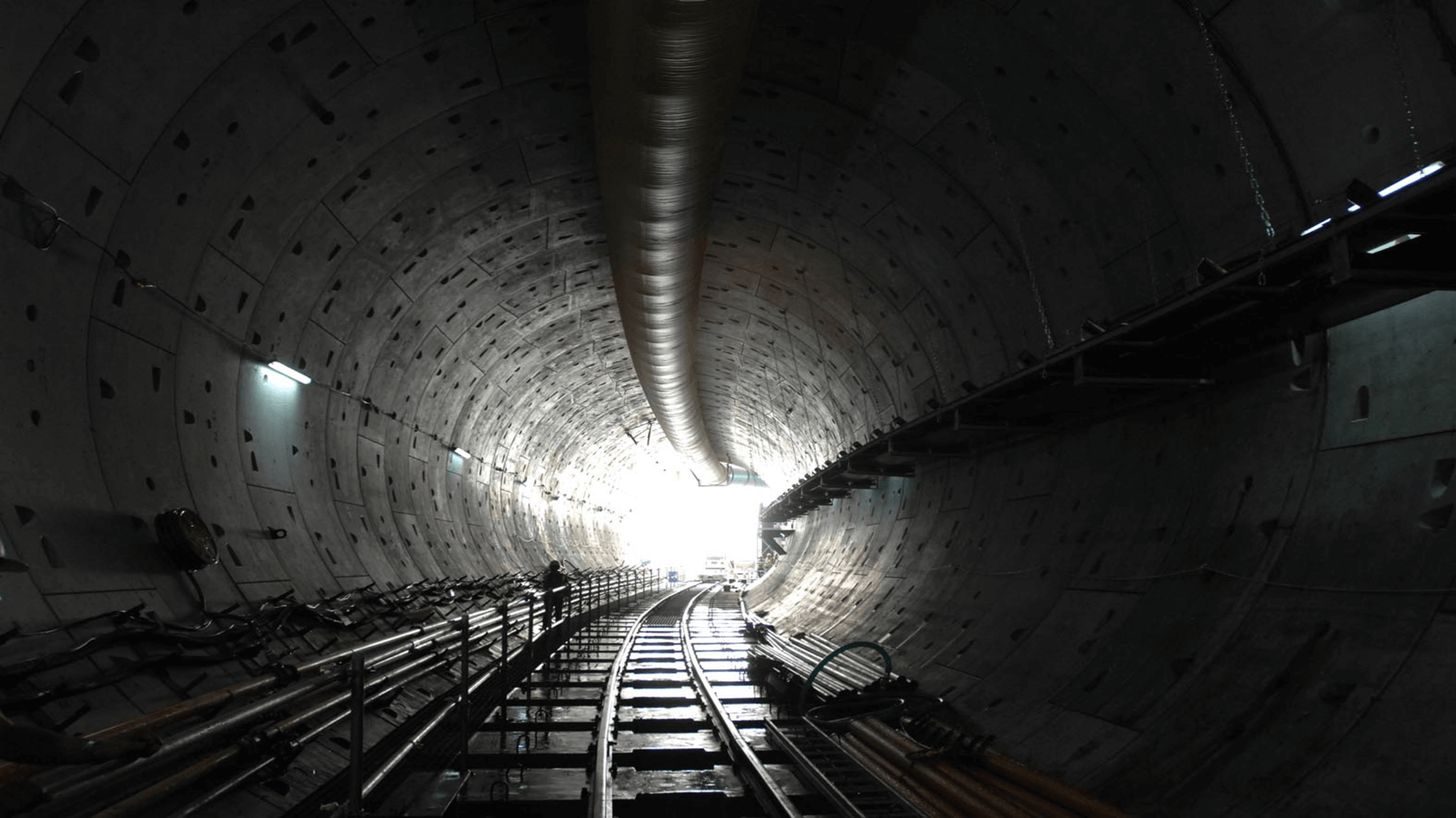 Precise cooling keeps Metro construction on track