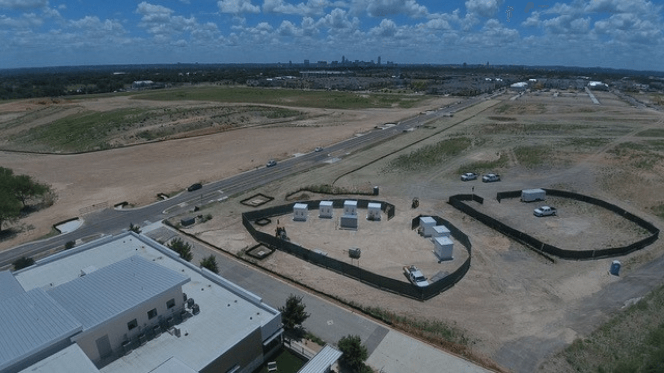 Overview of austin site